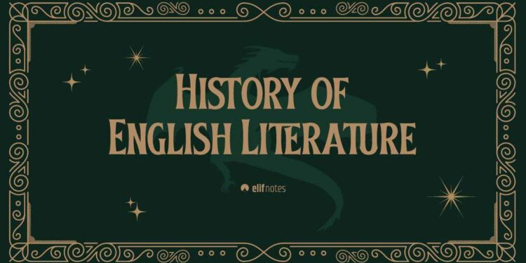 outline-of-history-of-english-literature-all-periods-elifnotes