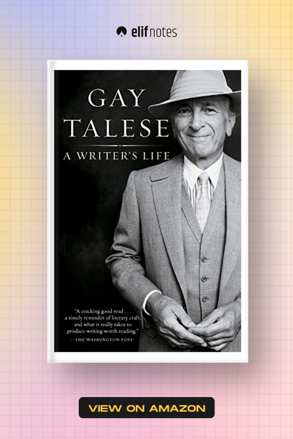 a-writers-life-by-gay-talese-book-on-amazon