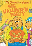 the-Berenstain-Bears-halloween-party-book-cover