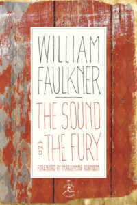 The Sound and the Fury by William Faulkner-elifnotes